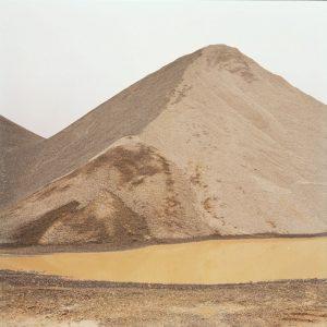 A pile of slate